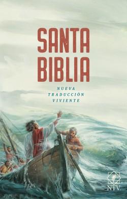 Biblia para niños NTV (Tapa rústica)
