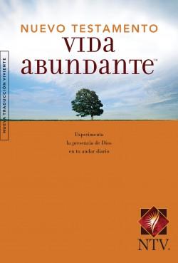 Vida abundante Nuevo Testamento NTV (Tapa rústica)