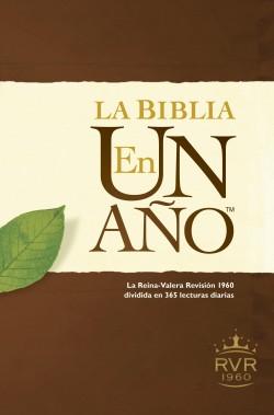 La Biblia en un año RVR60 (Tapa dura)