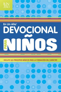 Devocional en un año para niños: One Year Devotions for Kids
