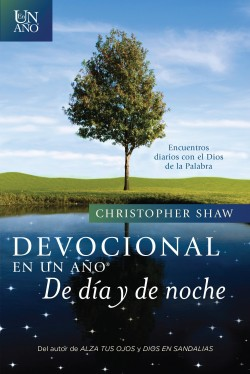 Devocional en un año--De día y de noche: The One Year Day and Night Devotional