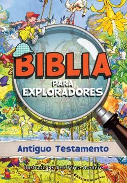 Biblia para exploradores: Antiguo Testamento: Bible Sleuth: Old Testament