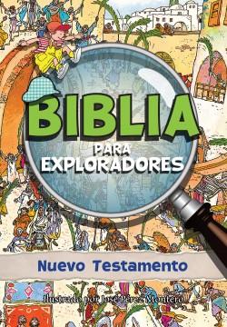 Biblia para exploradores: Nuevo Testamento: Bible Sleuth: New Testament