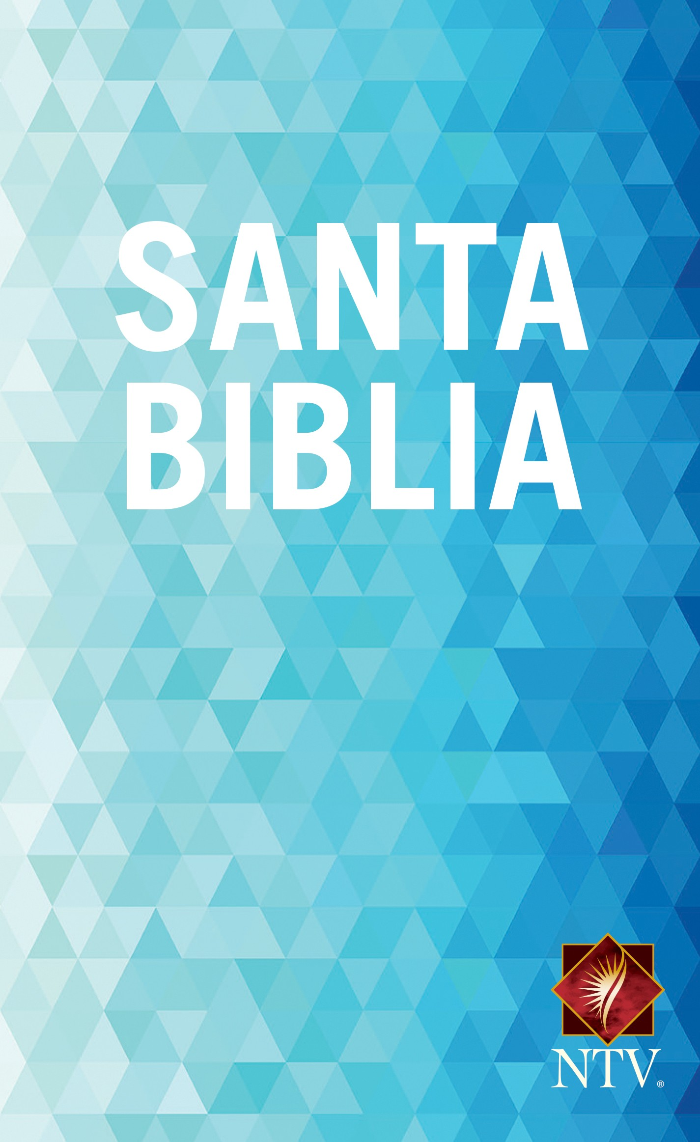 Santa Biblia NTV, Edición semilla, Agua viva (Tapa rústica)