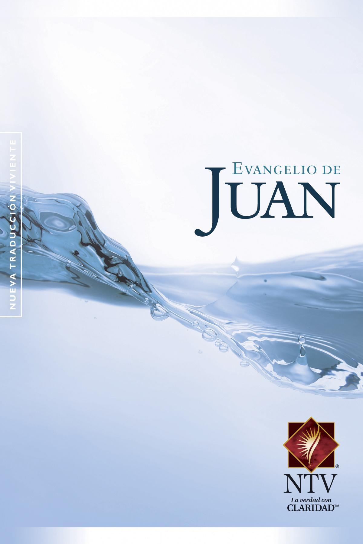 The Evangelio de Juan NTV 10-paquetes (Tapa rústica)