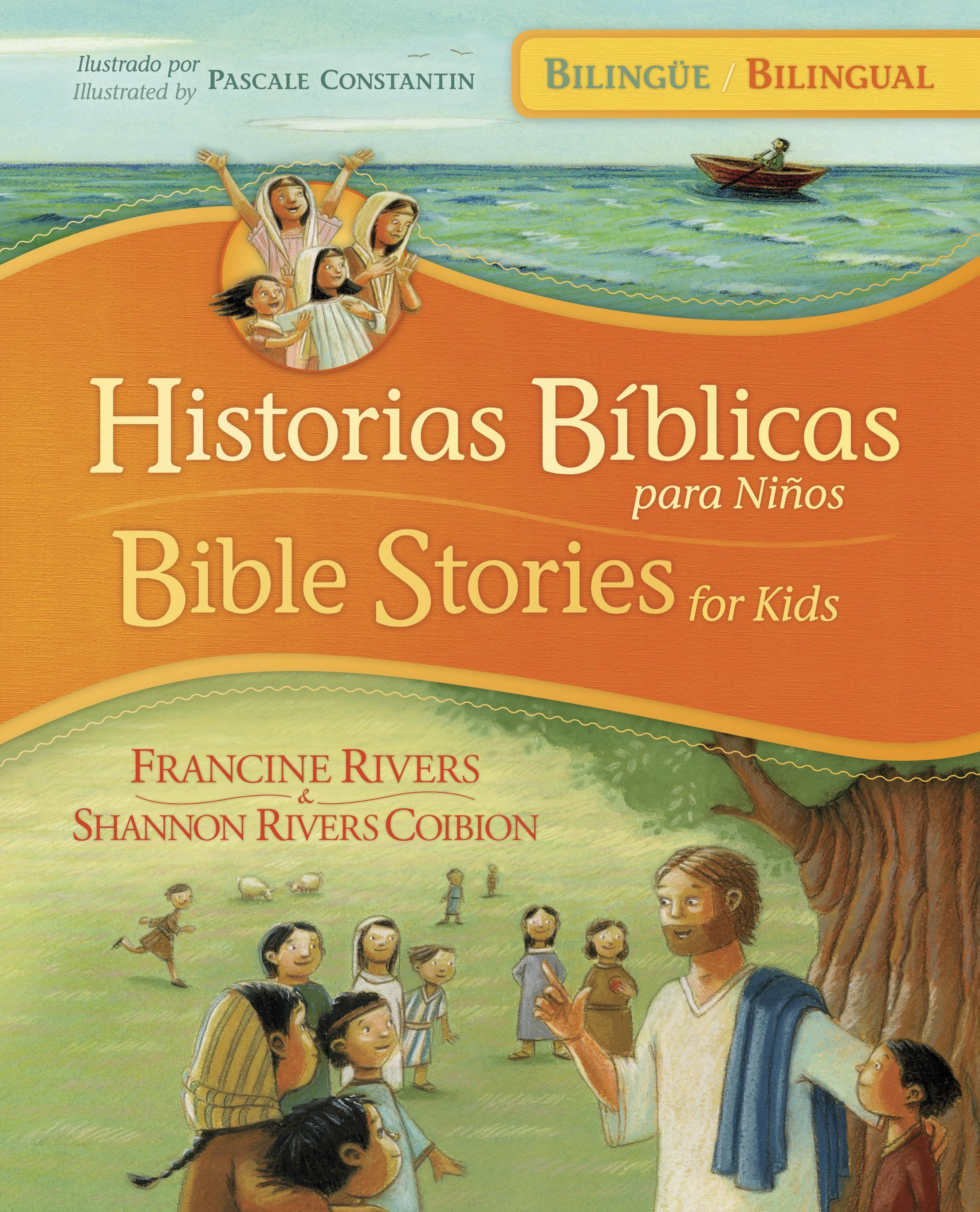 Historias bíblicas para niños / Bible Stories for Kids (bilingüe / bilingual)