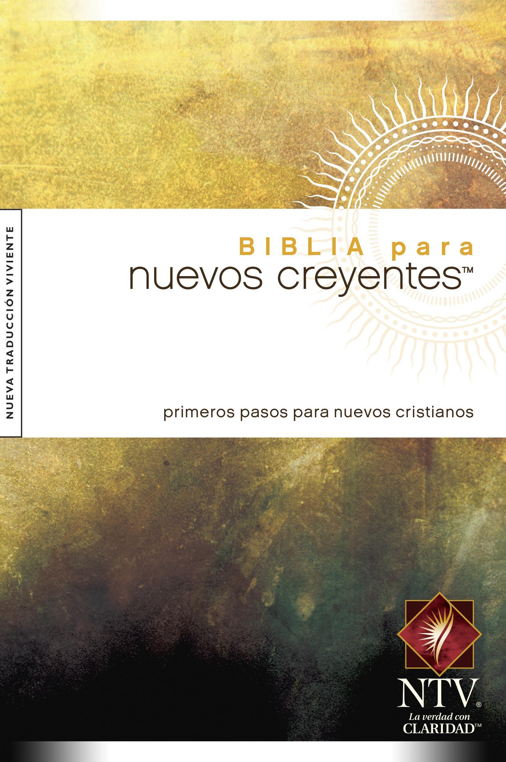 Biblia para nuevos creyentes NTV (Tapa dura)