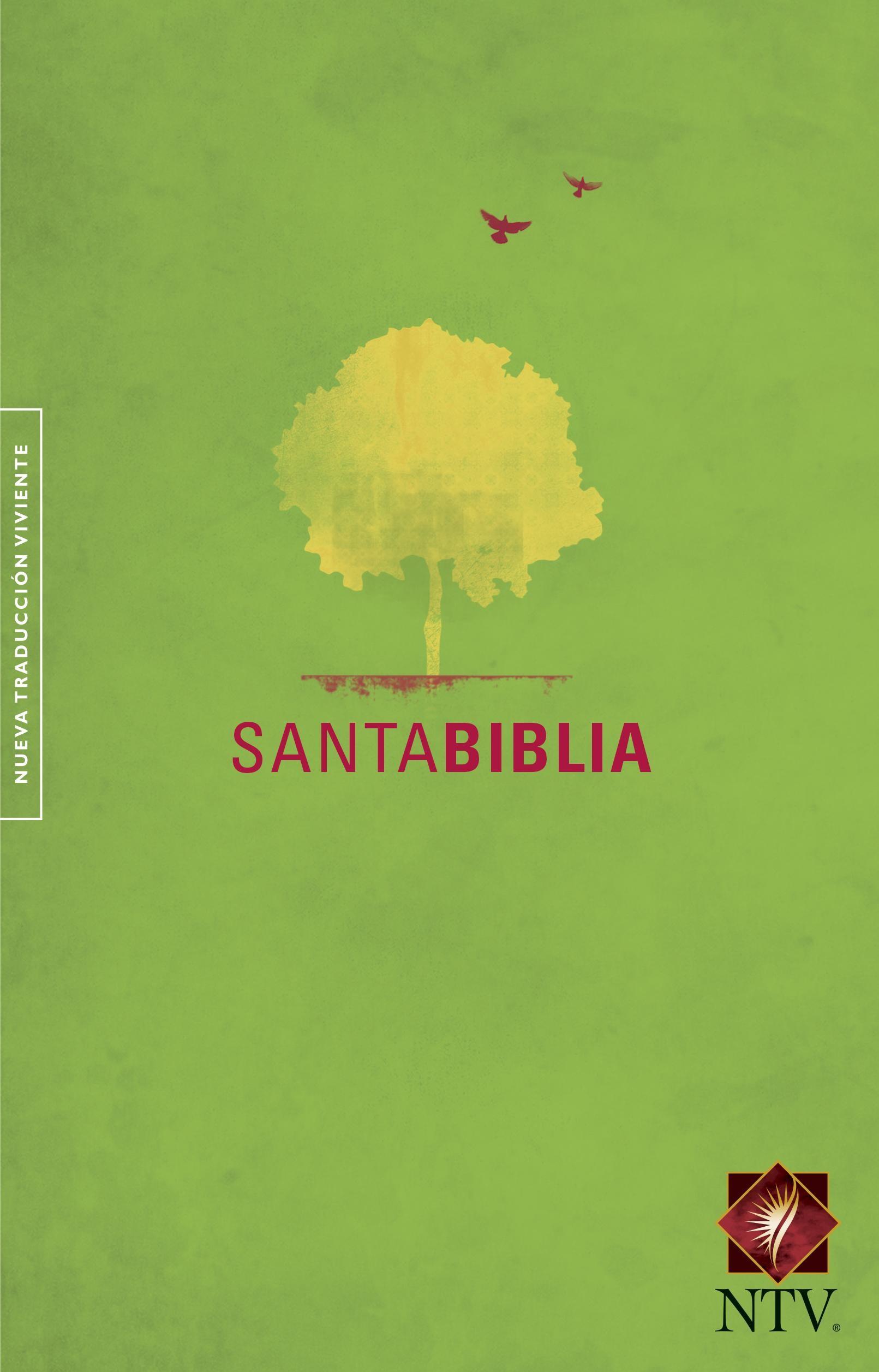 Santa Biblia NTV, Edición cosecha, Árbol (Tapa rústica)
