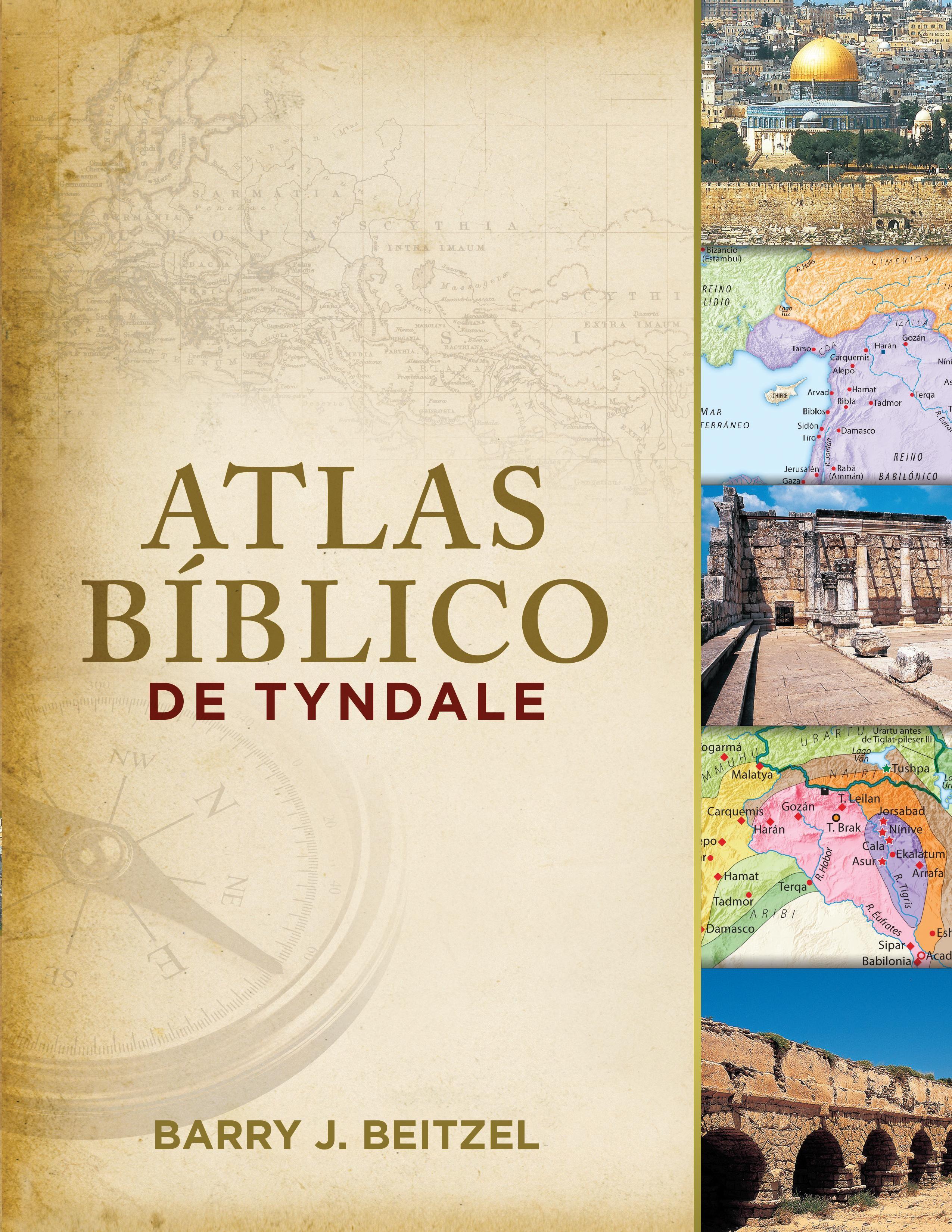 Atlas bíblico de Tyndale: Tyndale Bible Atlas