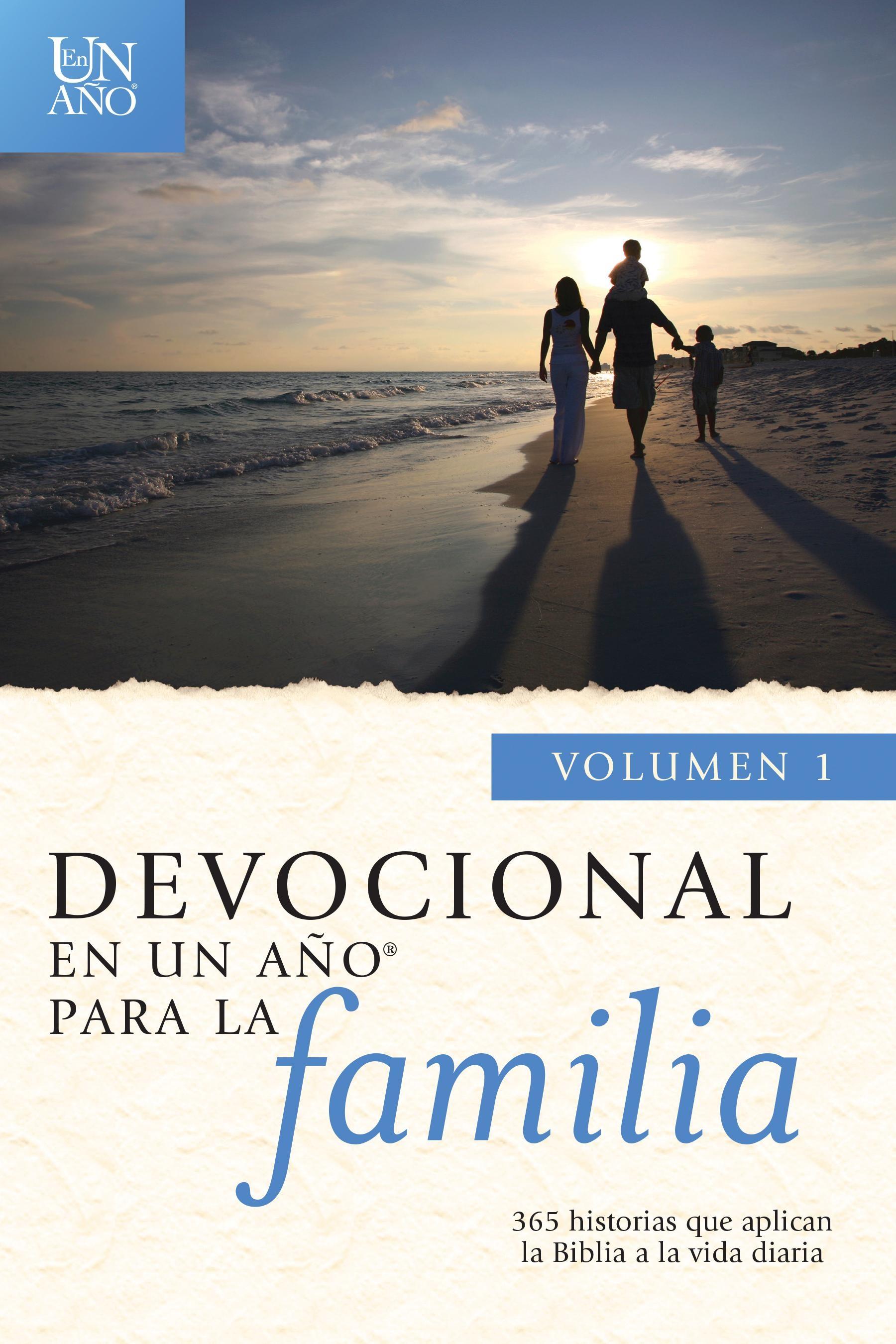 The Devocional en un año para la familia volumen 1