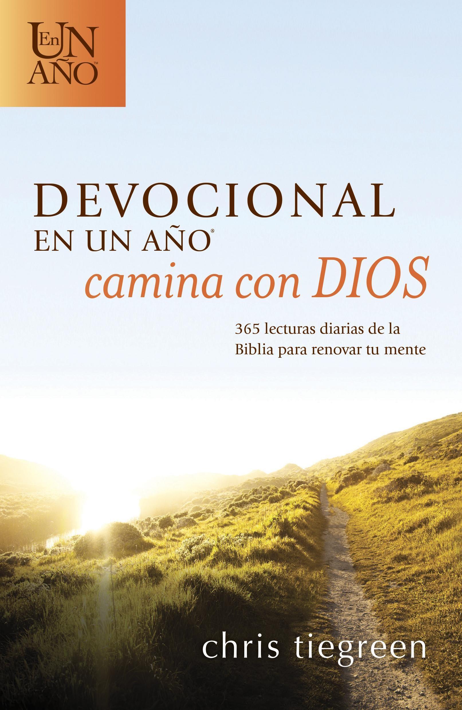 The Devocional en un año -- Camina con Dios