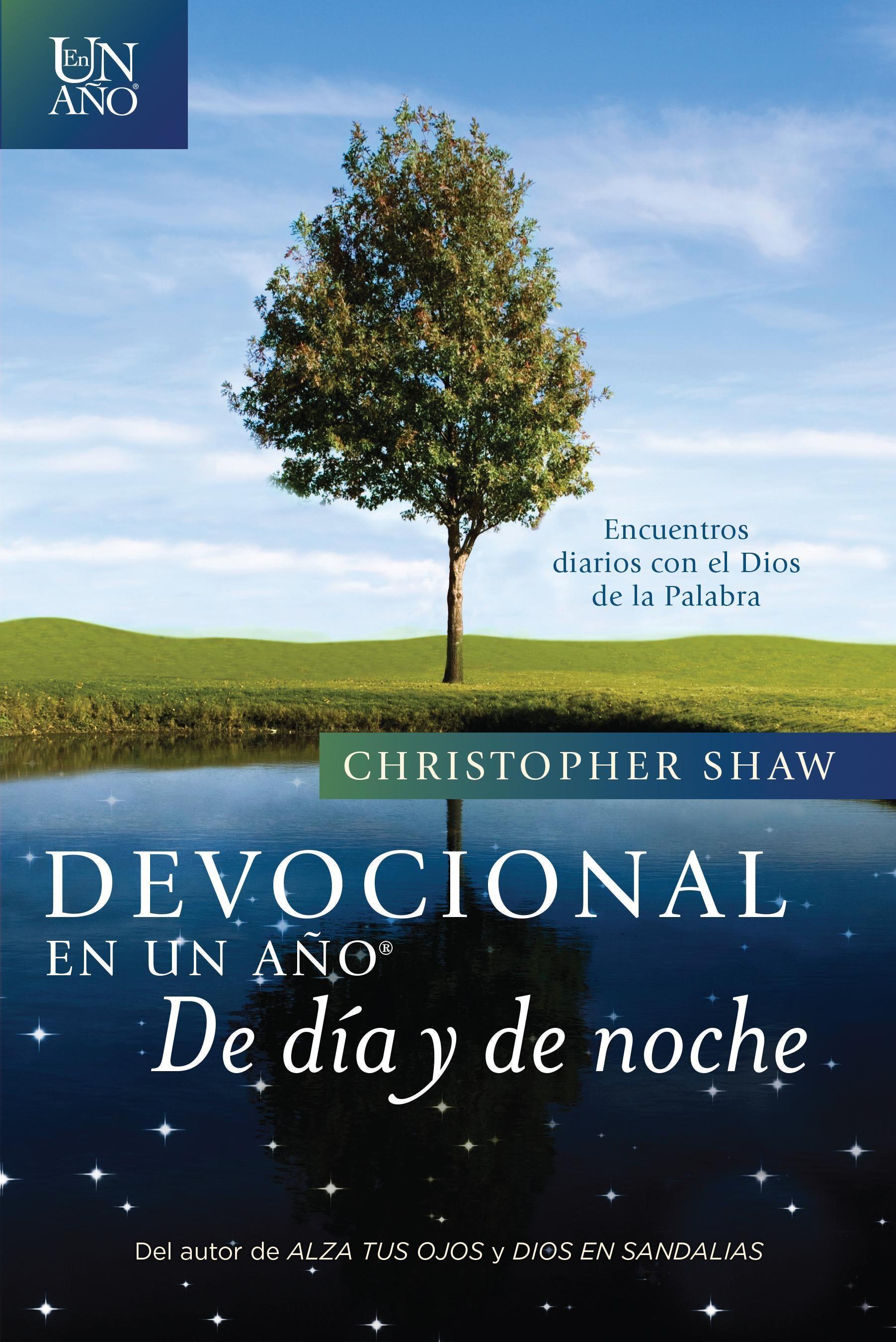 Devocional en un año--De día y de noche: The One Year Day and Night Devotional