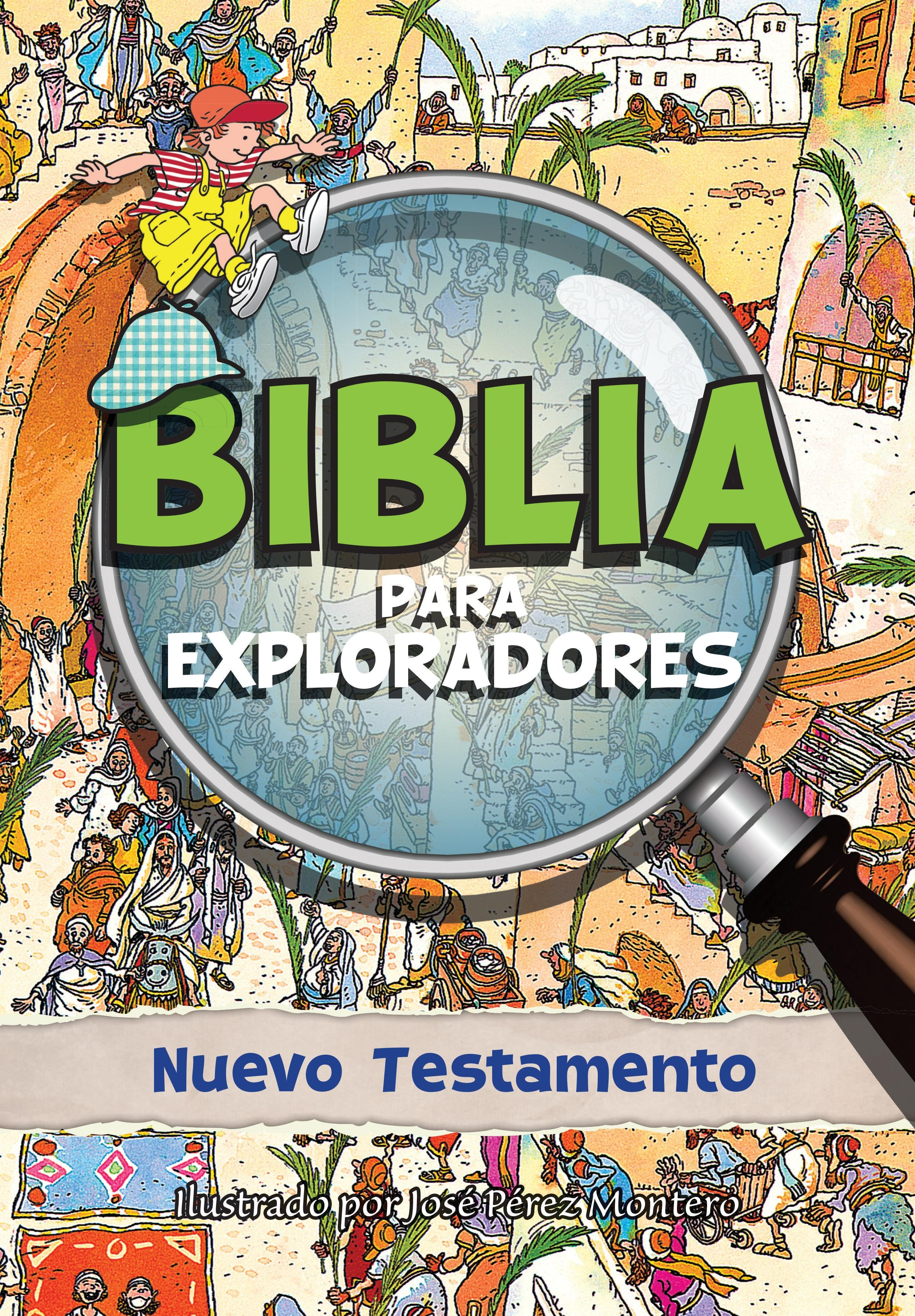 Biblia para exploradores: Nuevo Testamento