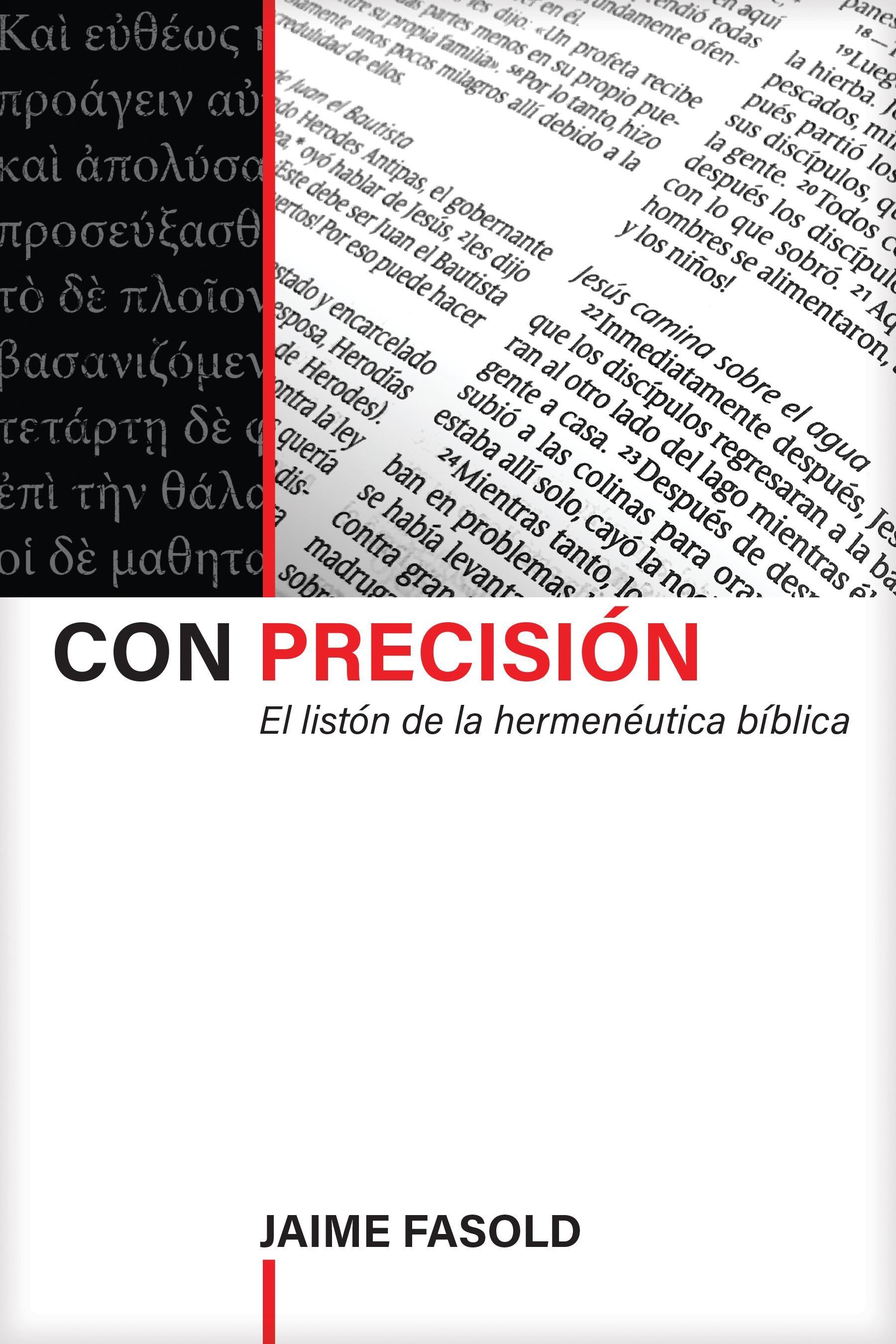 Con precisión: With Precision