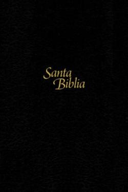Santa Biblia NTV, Edición personal, letra grande (Letra Roja, Tapa dura de SentiPiel, Negro, Índice)