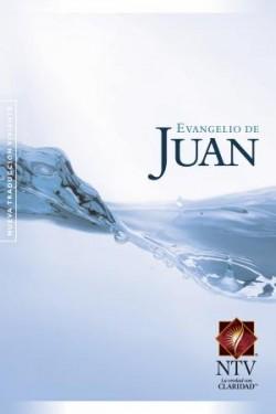 Evangelio de Juan NTV (Tapa rústica)