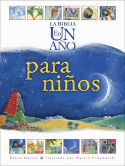 La Biblia en un año para niños: The One Year Children's Bible