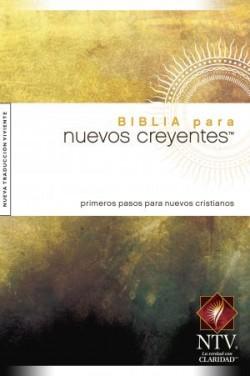 Biblia para nuevos creyentes NTV