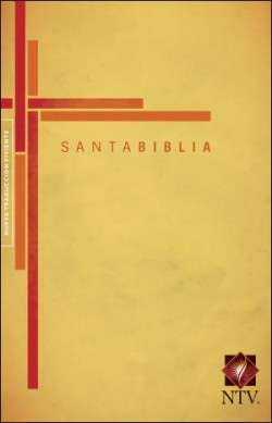Santa Biblia NTV, Edición cosecha, Cruz (Tapa rústica)