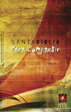 Santa Biblia NTV, Edición cosecha, para compartir (Tapa rústica)