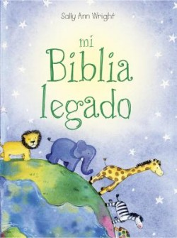 Mi Biblia legado: My Keepsake Bible