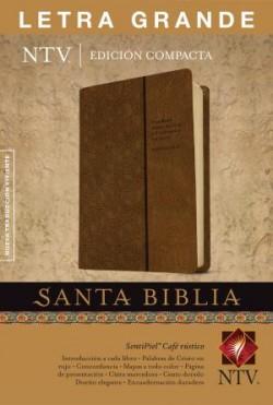 Santa Biblia NTV, Edición compacta letra grande