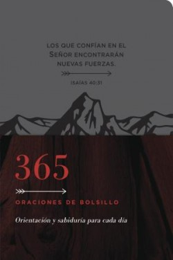 365 oraciones de bolsillo: 365 Pocket Prayers
