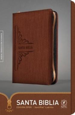 Santa Biblia NTV, Edición zíper: Holy Bible NTV, Zipper Edition