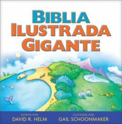 Biblia ilustrada gigante: The Big Picture Story Bible